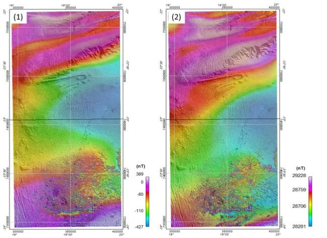 Aeromagnetic Survey