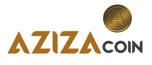 Aziza coin logo